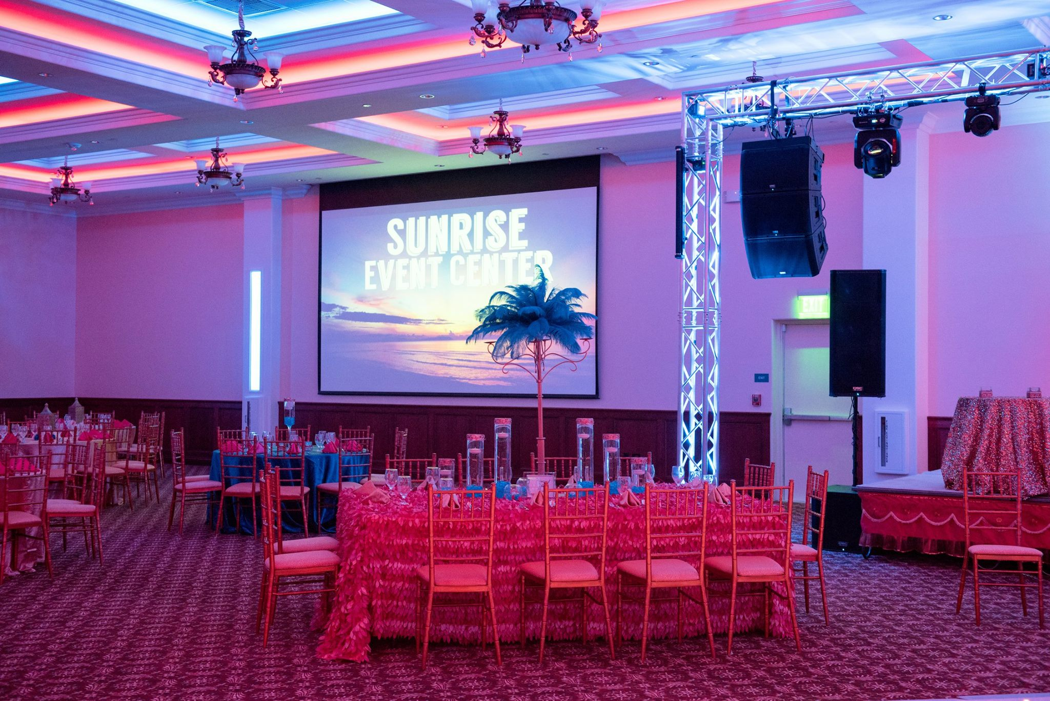 Gallery  Sunrise Banquet Hall  Event Center