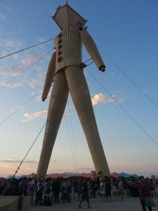 At 140' in height, the tallest Man yet