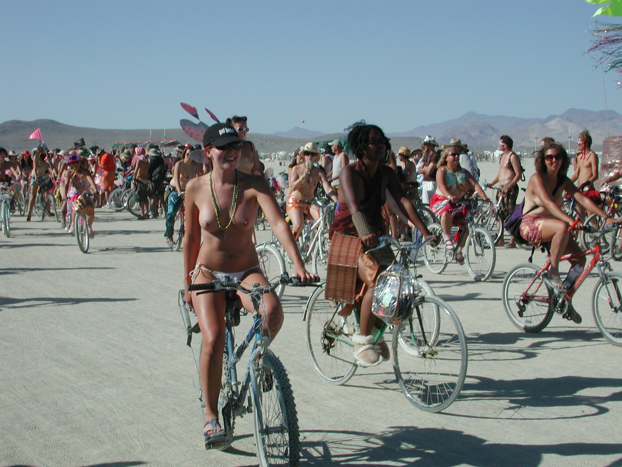 Burning man gallery naked — photo 6