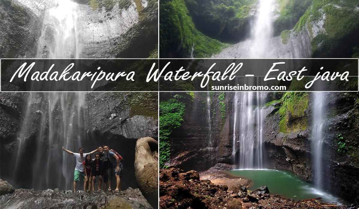 madakaripura waterfall east java