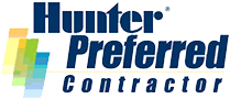 Hunter Preferred Florida Irrigation Contractor