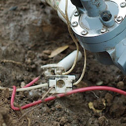 Irrigation System Control Wiring Repair Palm Harbor