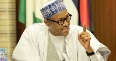 BREAKING: Buhari bans movement in Lagos, Ogun and Abuja for 14 days