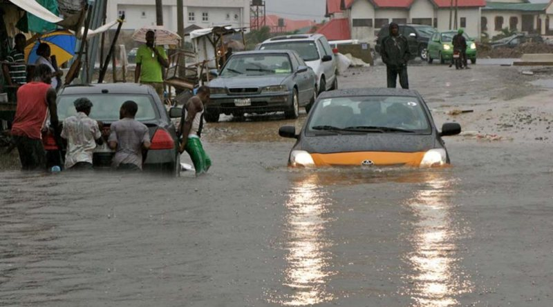 Lagos At Risk Of Grave Flood – Scientists