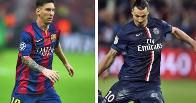 Messi, Ibrahimovic Top FIFA Puskas Award