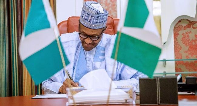 Buhari writes NASS, seeks to borrow fresh $5.513 billion