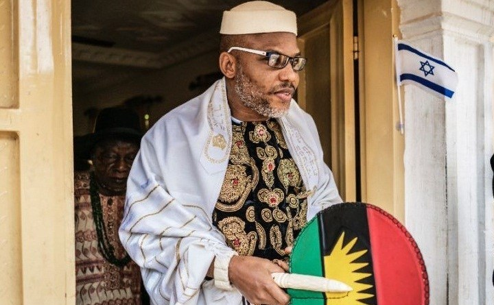 BIAFRA: Nnamdi Kanu releases letter sent to United States to the public