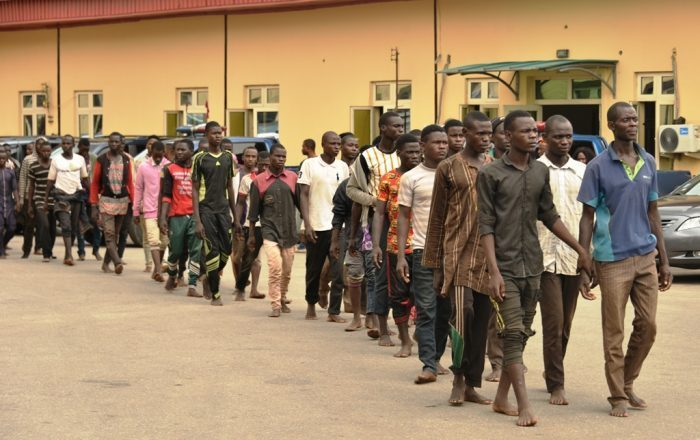123 Jigawa Men Sue Lagos N1bn For Illegal Detention