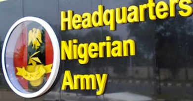Army to demand ID cards from Nigerians, begins operation positive identification