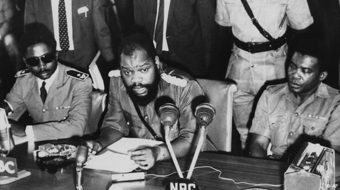 BIAFRAN WAR: Why and Who surrendered Biafra to Nigeria