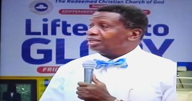 """How to know your dream is from God"" - Pastor Adeboye reveals"