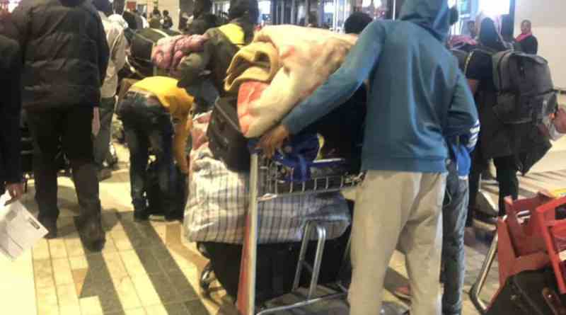 Xenophobia: South African Women weep As Nigerians Returned Home