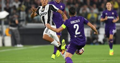 Watch Juventus vs Fiorentina Live Streaming