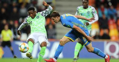 Ukraine vs Nigeria Live Stream, Line-Up, TV Channels, and time