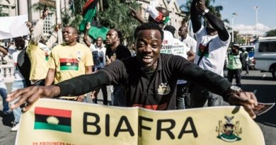Popular Actor, Zubby Michael declares himself as Biafran