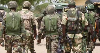 Senate tasks military to establish base close to Sambisa forest