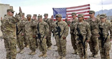 Trump Visits U.S Troops In Afghanistan, resumes Talks With Taliban