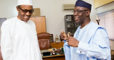 Tunde Bakare To take Over From Buhari As Next President.