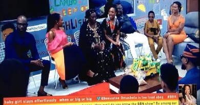 Nollywood Stars: Mama G, Aki, Mr Ibru, Others Visit Housemates (Video)
