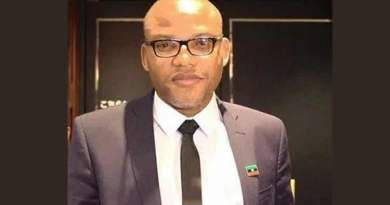BIAFRA: FG warns Nnamdi Kanu over comments on social media