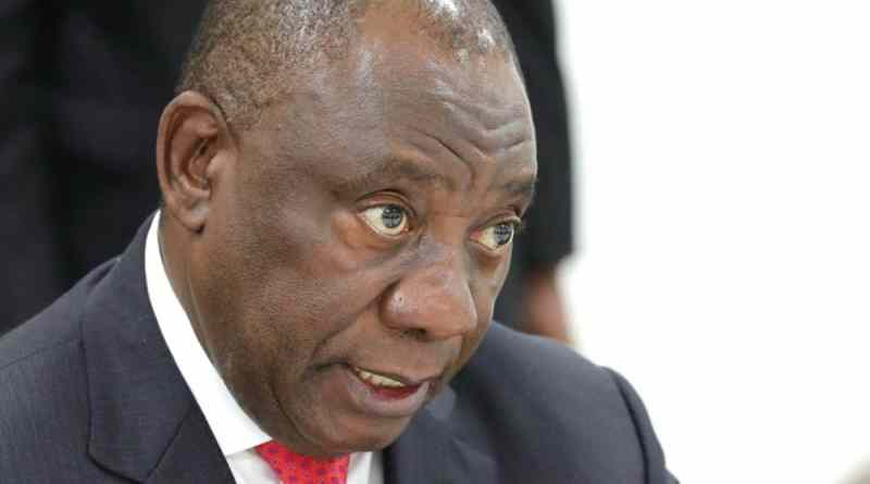 BREAKING: President Ramaphosa will be addressing the nation tonight by 8:30pm