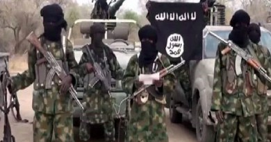 Boko Haram leaders killed in air strikes in Borno