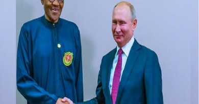 Buhari revealed that Russia assisted Nigeria to defeat Biafra during Civil War