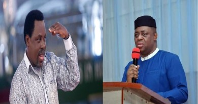 Fani-Kayode to expose pastors, others who blown up T.B Joshua's Church