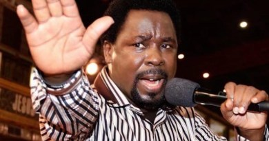 It is too late to stop IPOB, Biafra - T. B Joshua tells Government