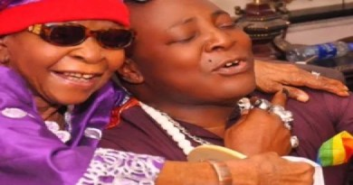 Charly Boy reveals that his mum was a witch