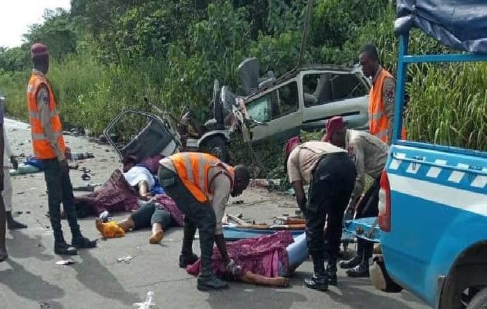 Fatal Accident: At least 10 died in Ogun car mishap