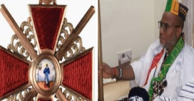 Nnamdi Kanu will get more awards in 2020 - Prophet Kingleo Elijah