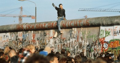 Germany marks 30th anniversary of fall of Berlin wall, Nov. 9