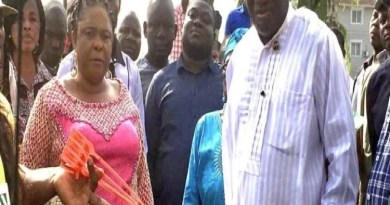 UPDATE: Finally Goodluck Jonathan, wife cast vote in Bayelsa election