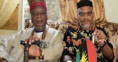 This burial is a proof that God has built Biafra, no man can destroy it – King of Nibo