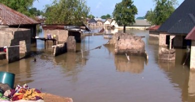 Flood sacks 37 Communities In Benue State, one killed