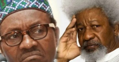 This is wild dogs of disobedience, Soyinka blasts Buhari over Sowore's re-arrest