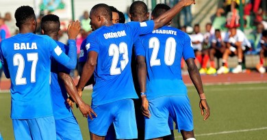 CAF: Watch Hassania Agadir vs Enyimba Live Streaming
