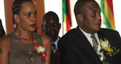 Just In: Vice President divorces wife, evicts her from home
