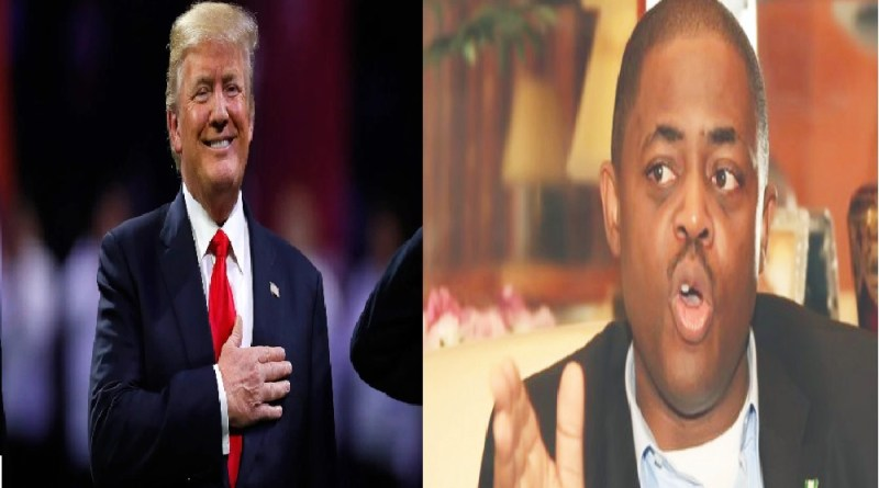 Fani-Kayode sends special message to Trump as he wins impeachment trial