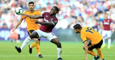 EPL: Watch Wolves vs West Ham Live Streaming