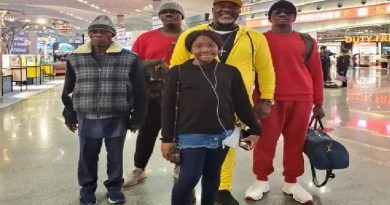 Dino Melaye, family having fun in Istanbul (Photos)