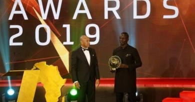 BREAKING: Sadio Mane is the 2019 African Player of the year (Photos)