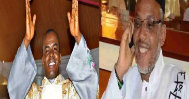 T. B Joshua's prophecy about Biafra is not from God - Mbaka
