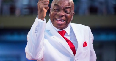 "Bishop Oyedepo blows hot, says ""Coronavirus is nothing but anti-church virus"""
