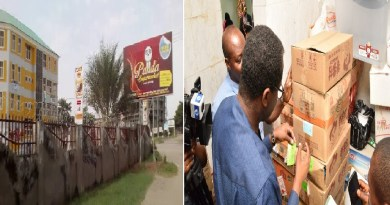 FG closes Panda supermarket in Abuja over Coronavirus (photos)