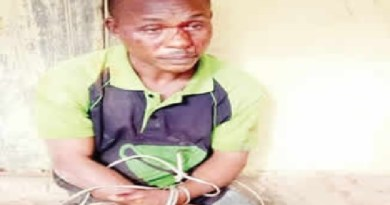 Man kills his mother, then proceeds to grind her head into powder in Imo State (Photo)