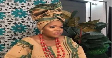 Toyin Abraham close down 'fertility' herbal business