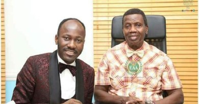 Pastor Adeboye has been married for over 50 years, listen to him - Apostle Suleman