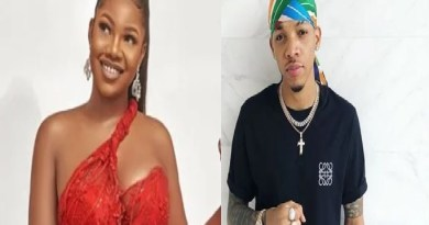 Tacha officially declares love for Tekno
